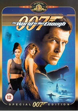 The World is Not Enough (1999) Dual Audio Hindi 720p BluRay x264 1GB