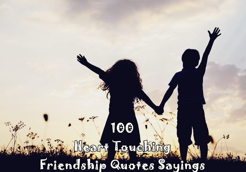 Touching Quotes About Friendship Amusing 100Hearttouchingfriendshipquotessayings04