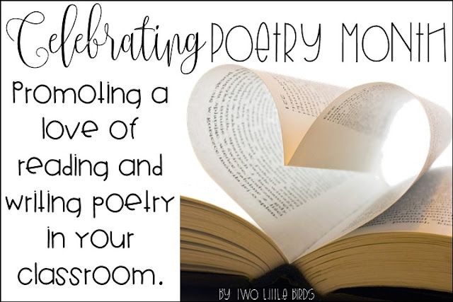 Celebrating Poetry Month