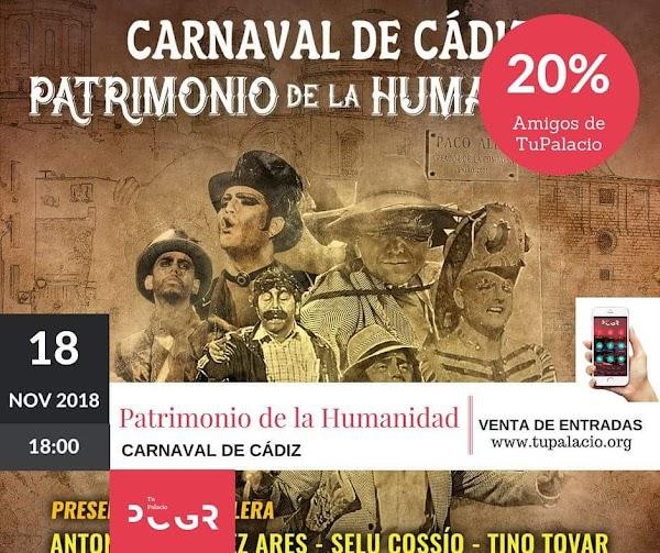 Carnaval de Cádiz en Los Palacios