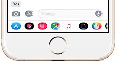 Ikon Aplikasi iMessage