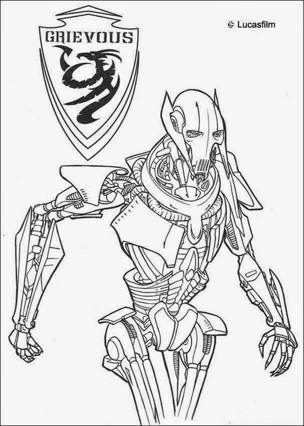 star wars coloring pages for kids  fcp