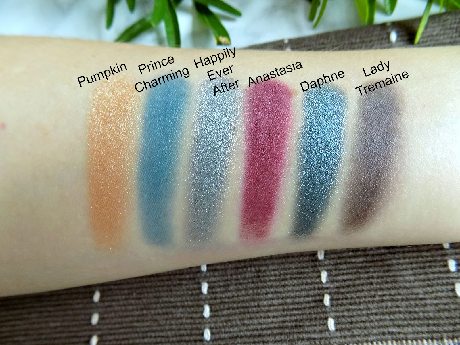 Sleek Enchanted Forest palette - review and swatches | Mummy's ...
