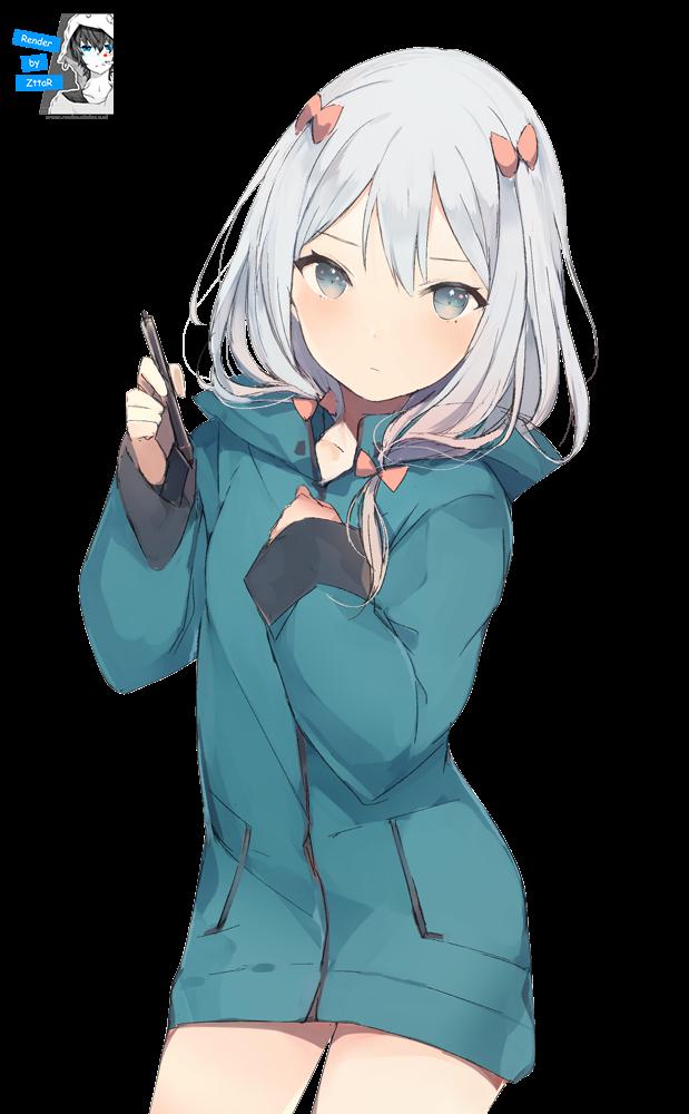 Render Izumi Sagiri
