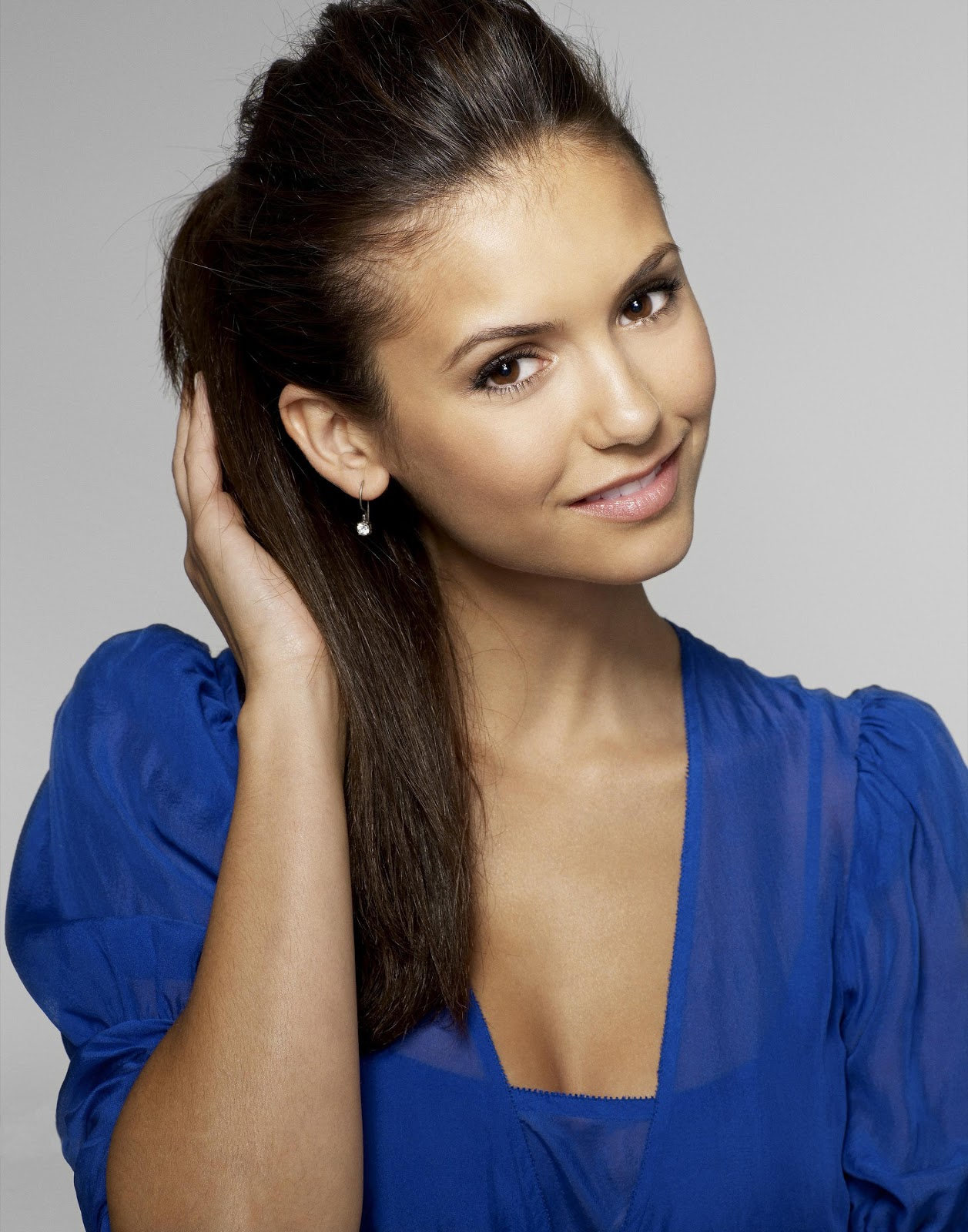 Yet Another Movie Blog: Vampire Diaries' Nina Dobrev As