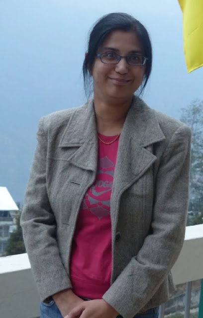 Interview with author Shikha Pakhide