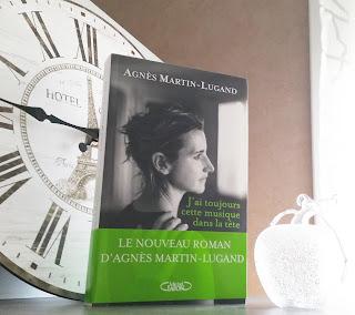 J'ai toujours cette musique dans la tête de Agnès Martin-Lugand