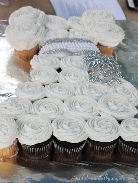 Wedding Dress Cupcake Cake 84 Spectacular And finally I sent