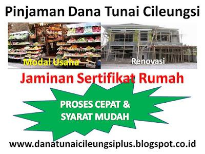 Pinjaman Dana Tunai Cileungsi, Pinjaman Dana Tunai Cileungsi Bogor, Pinjaman Dana Tunai Cileungsi Bogor Jawa Barat
