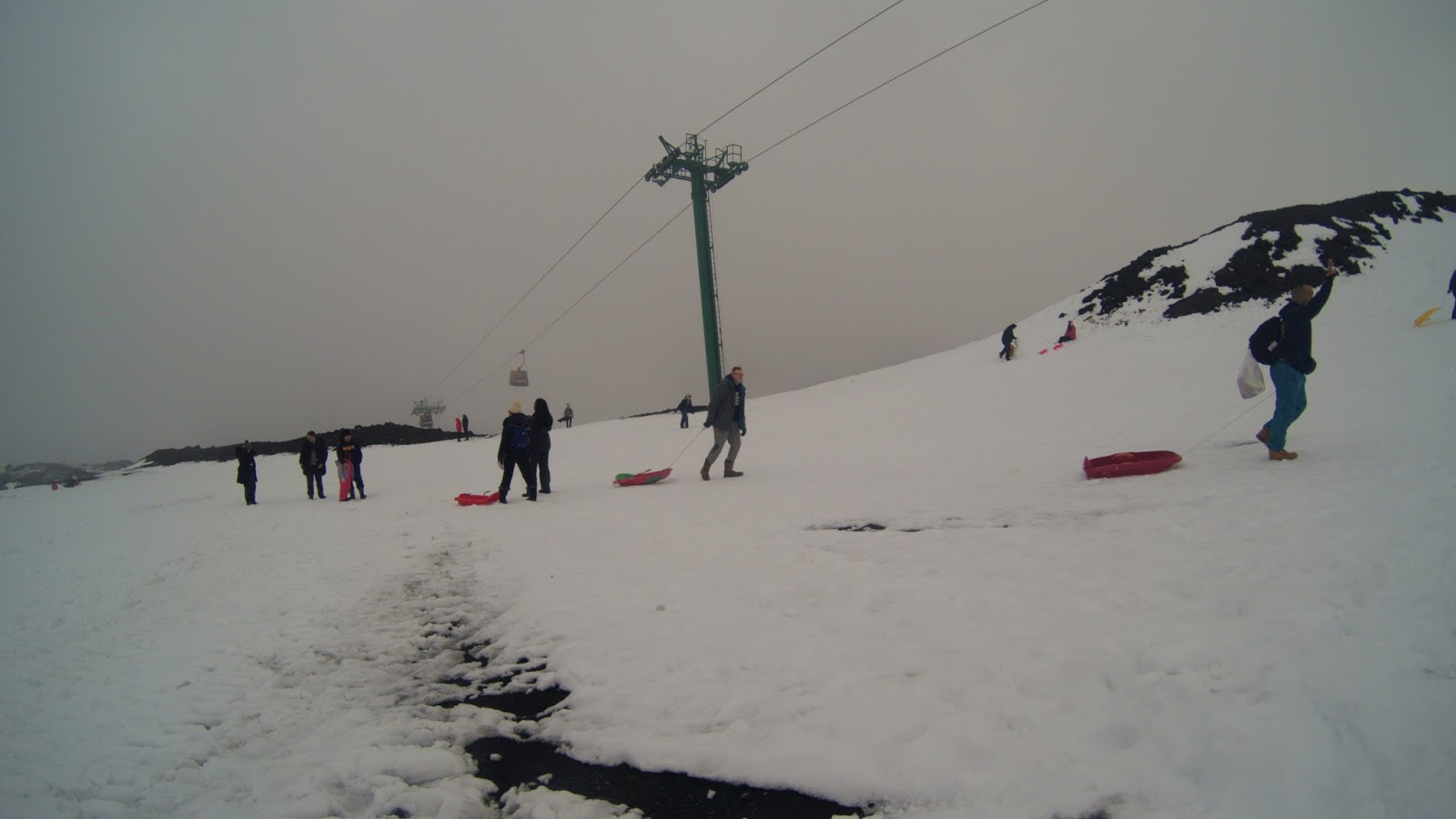 stok narciarski etna