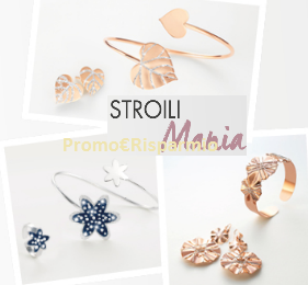 Logo Stroili Mania : un gioiello in regalo per te