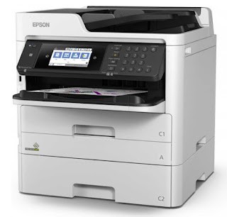 Download Drivers Epson WorkForce Pro C5710