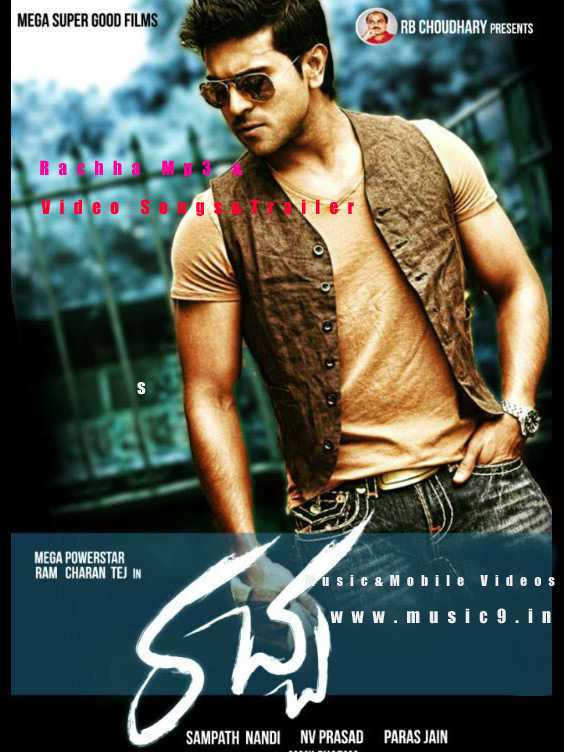 Racha movie Video Songs Mp4 And 3Gp free Download