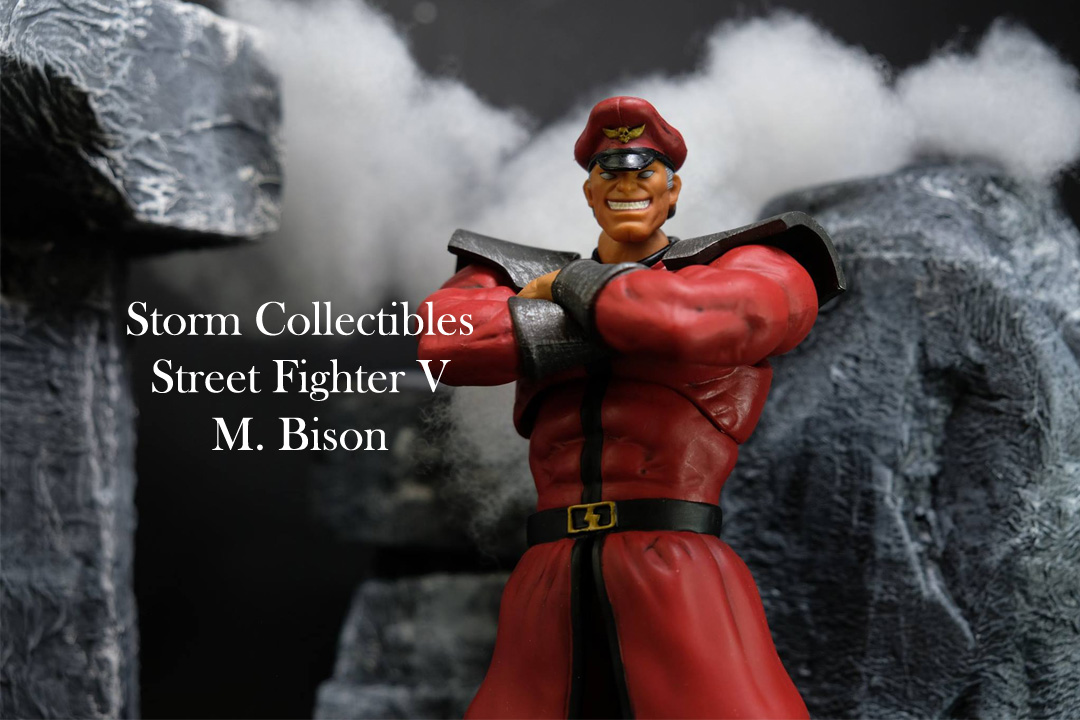 Firestarter S Blog Toy Review Storm Collectibles Street Fighter