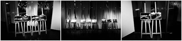 """Wernisaż pokonkursowej Wystawy Fotografii Górskiej """"Lawiny"""" 2017. Klub Fotograficzny 'Źródło"""" i Stowarzyszenie Inicjatyw Niebanalnych In-nI zapraszają."""