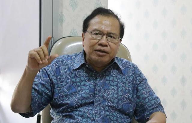 Kasus Century, Rizal Ramli Minta Pak Boediono Mengaku Saja