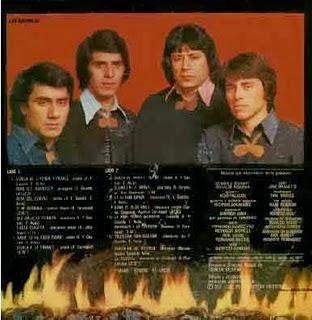 Eduardo Avila y Los Carabajal descargar disco tapa