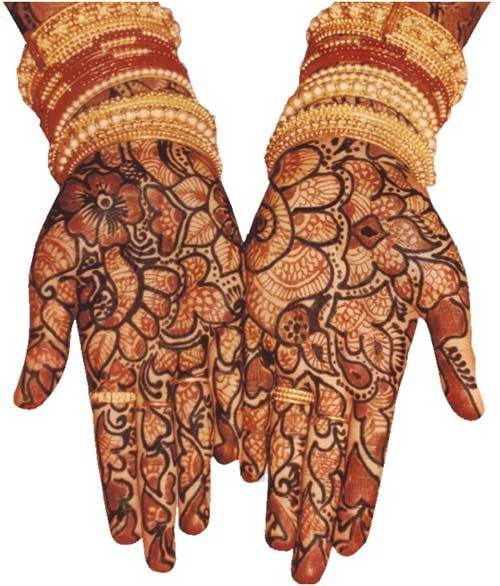 henna designs for ramadan