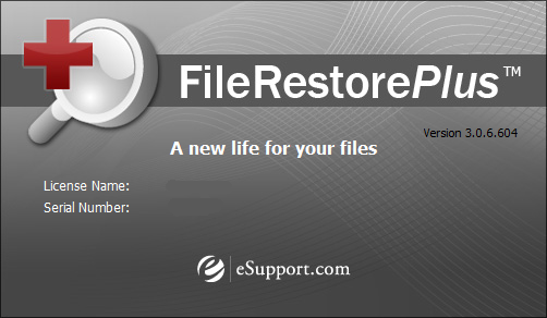 FileRestorePlus 3