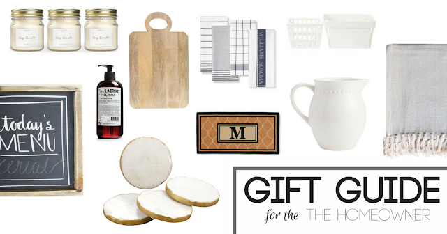 Housewarming gift, gift guide for homeowner, christmas gift guide homeowner, new home gift
