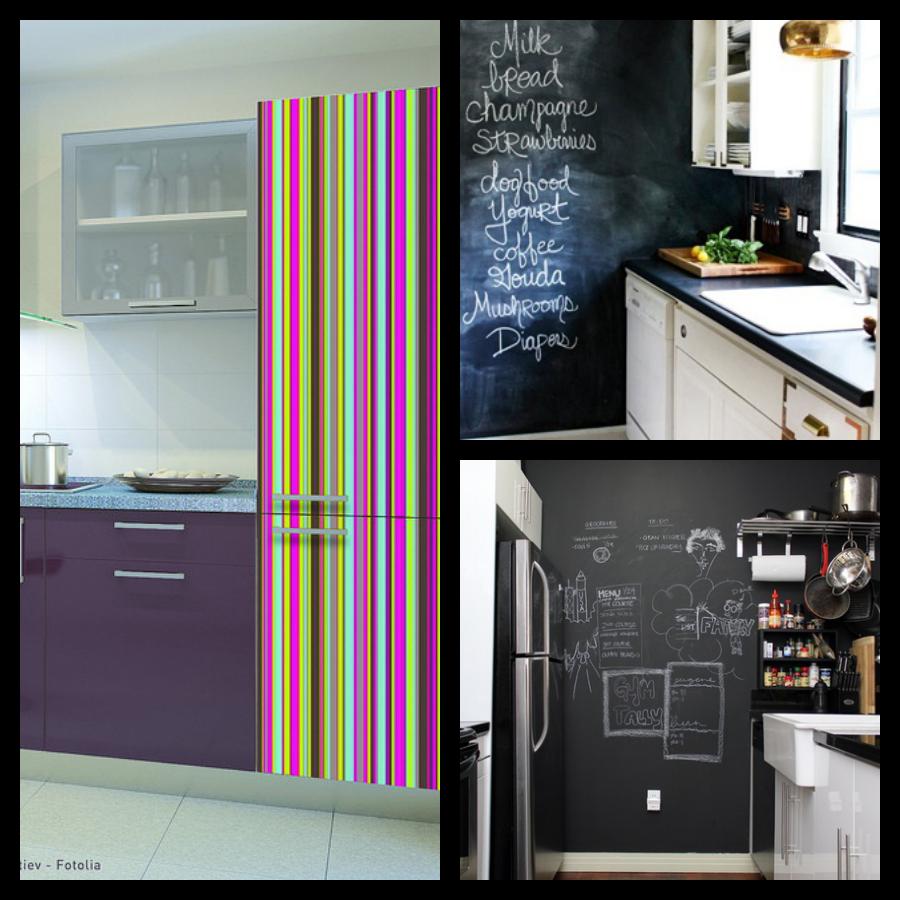 Una pizca de hogar 10 trucos para reformar tu cocina sin - Cambiar azulejos cocina sin obra ...