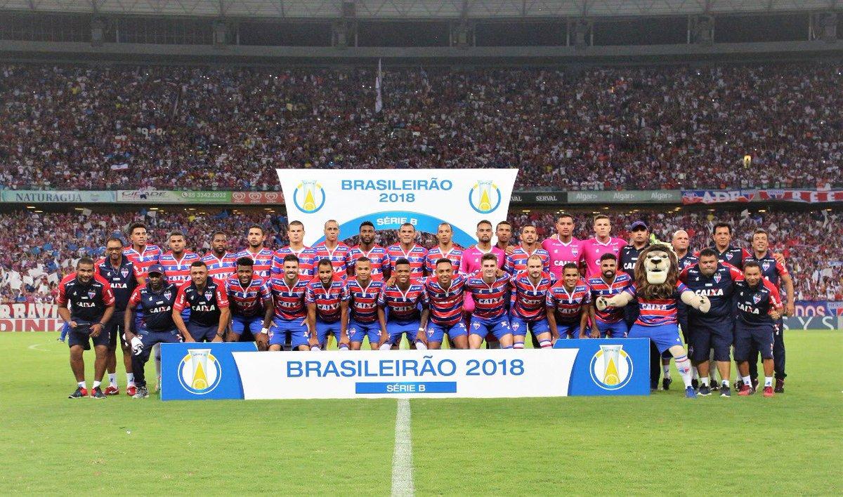 Fortaleza sacramenta acesso para Série A do Brasileirão 2019 999faa2922e71