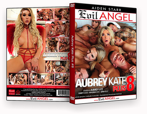 CAPA DVD – Aubrey Kate Plus xxx 2018 – ISO
