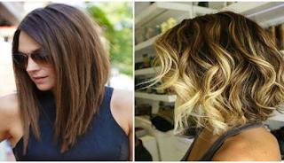 Μαλλιά μέχρι τον ώμο: 23 προτάσεις χτενισμάτων και styling