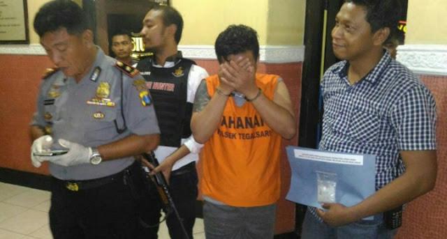 Bawa Sabu, Pendeta ini Ditangkap polisi, Padahal Rajin Khotbah
