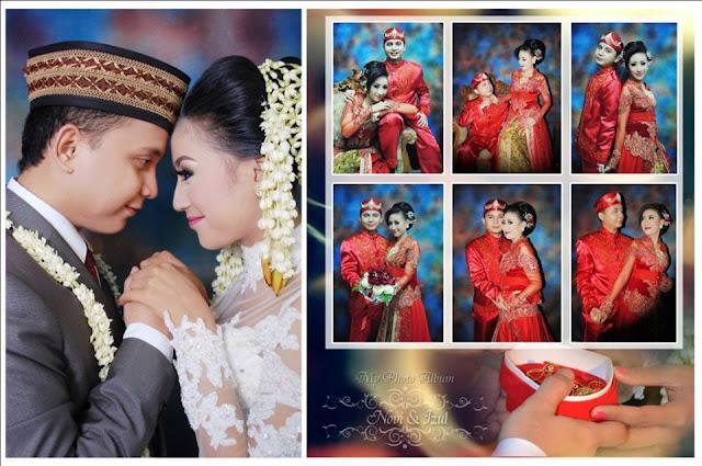 foto wedding betawi