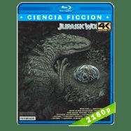 Jurassic World: Mundo Jurásico (2015) HEVC H265 2160p Audio Dual Latino-Ingles