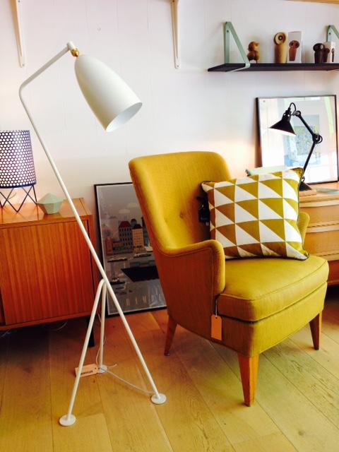 Gelber Sessel 60er Jahre Original Topzustand Fr 580 Verkauft