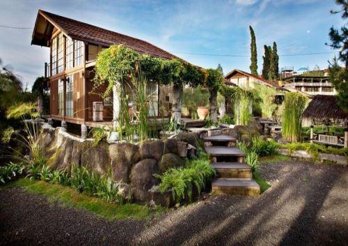 hotel Vila Air Natural bandung
