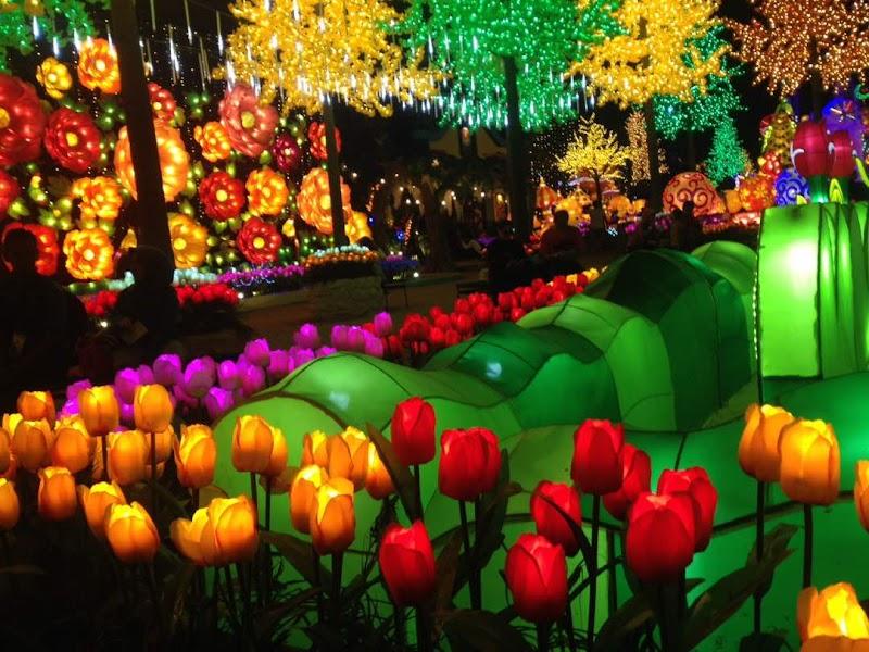 Opening Malang Night Paradise, Seru Banget