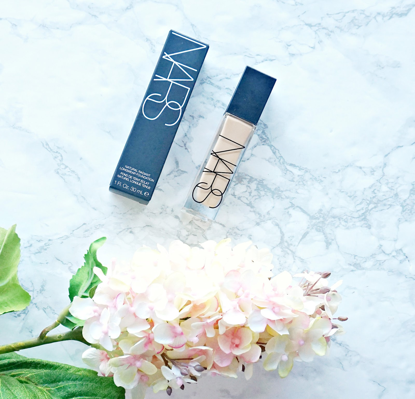 Nars Radiant Longwear Foundation review