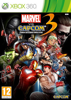 Marvel vs Capcom 3. Fate of two worlds