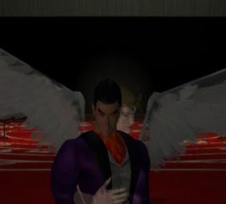 Tekken 2 Kazuya
