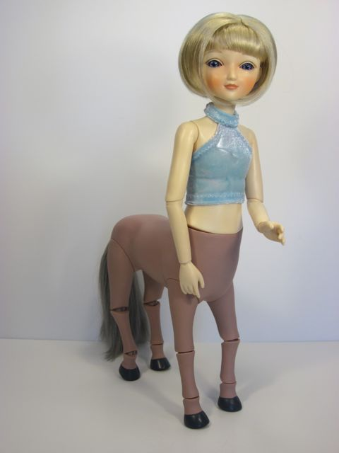 MiM-Centaur-Doll-Review