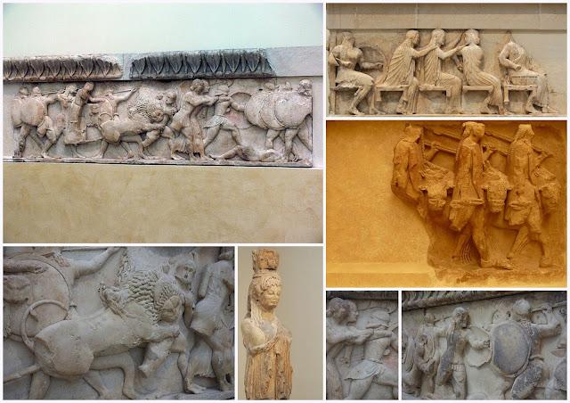 Il tesoro dei Sifni a Delfi