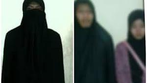 Terlalu.. Pakai Jilbab dan Cadar, Pria ini Mesum di Kos Mahasiswi