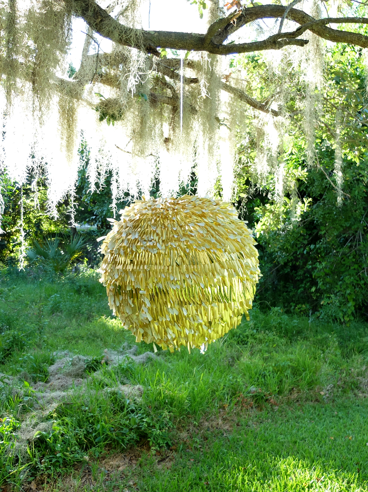 Thoughts on Giant Gold Pull-String Pinatas!