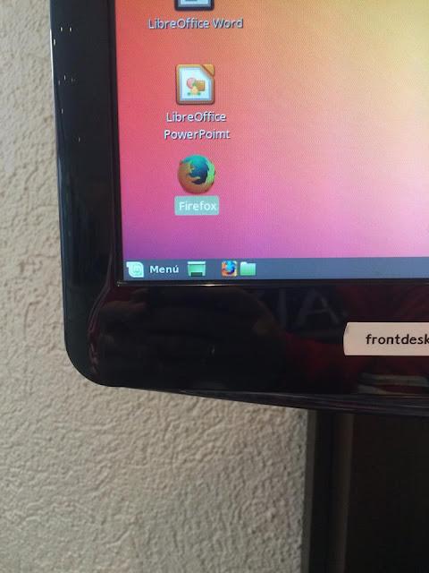 Linux Mint utilizado em hotéis na Argentina