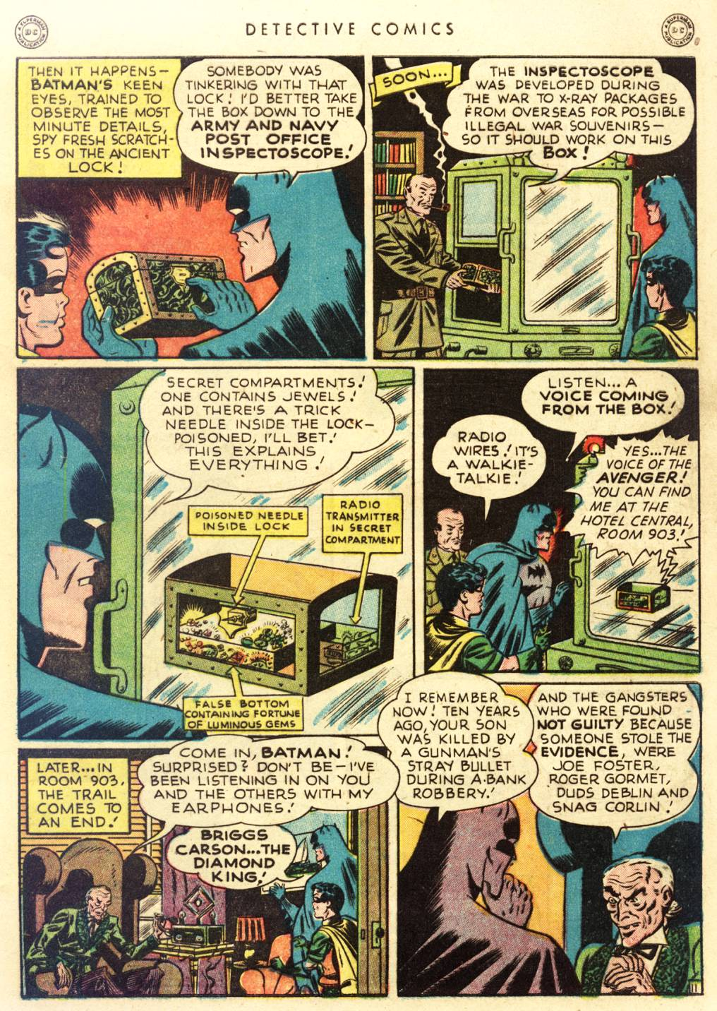 Detective Comics (1937) 130 Page 12