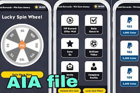 High Quality appybuider earning app free aia file