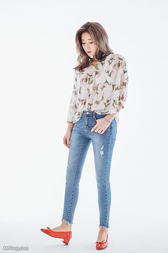 Image Kim-Jung-Yeon-MrCong.com-019 in post Người đẹp Kim Jung Yeon trong bộ ảnh thời trang tháng 3/2017 (195 ảnh)