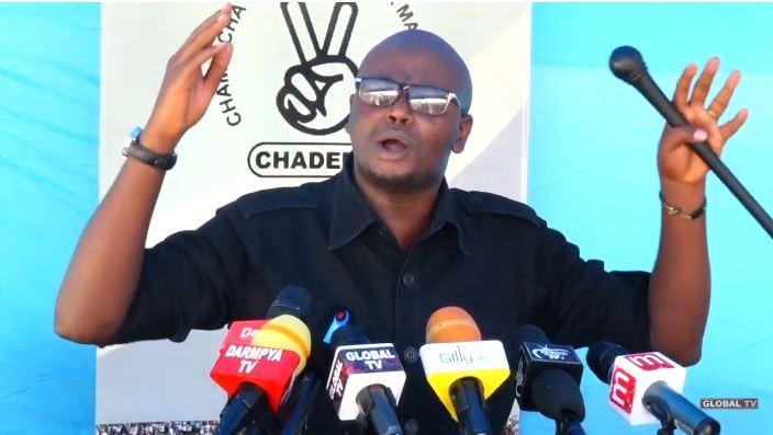 Kisa Rais Magufuli Kufuta Sherehe za Uhuru Bavicha Wawataka Wananchi Kwenda Magerezani