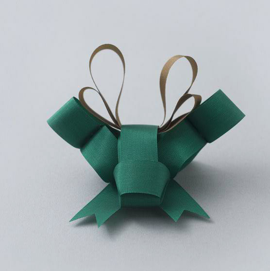 reindeer bow