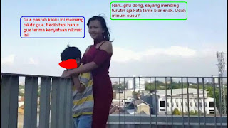 Video Viral Terbaru Tante vs Keponakan