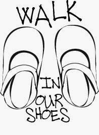 Walk in Our Shoes, Saranac Lake, Lake Placid to Albany walk to support public school education
