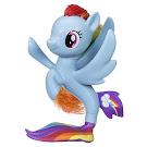 My Little Pony Seapony Collection Rainbow Dash Brushable Pony